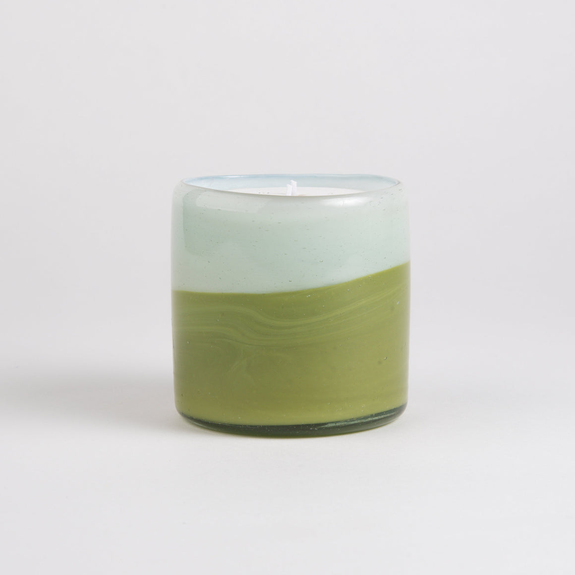 demilune Grapefruit, Mint & Apple Candle