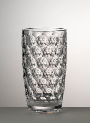 Mario Luca Giusti Lente Clear Acrylic High Ball Glass