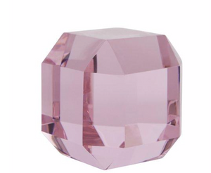 Pale Rose Diamond Object