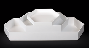 Hex Serving Dishes