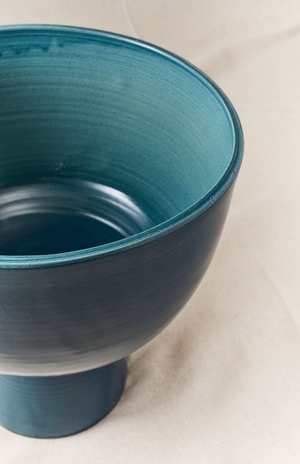 Azure Footed Bowl
