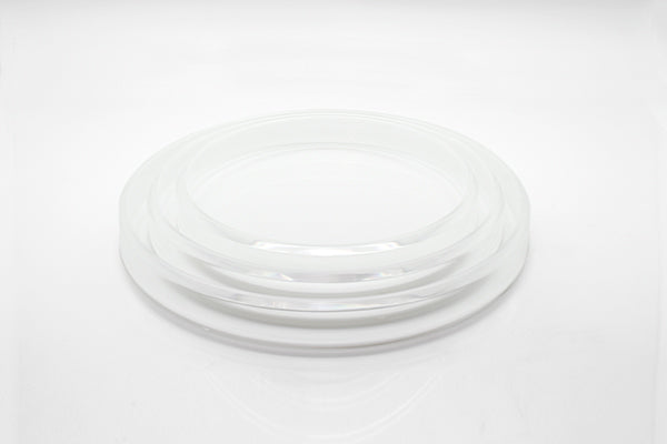 AVF Fearless Nesting Tray Set White