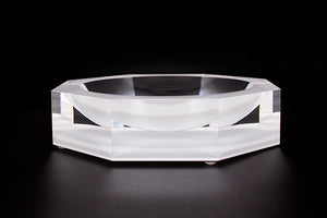 AVF Acrylic Nut N Bowl White