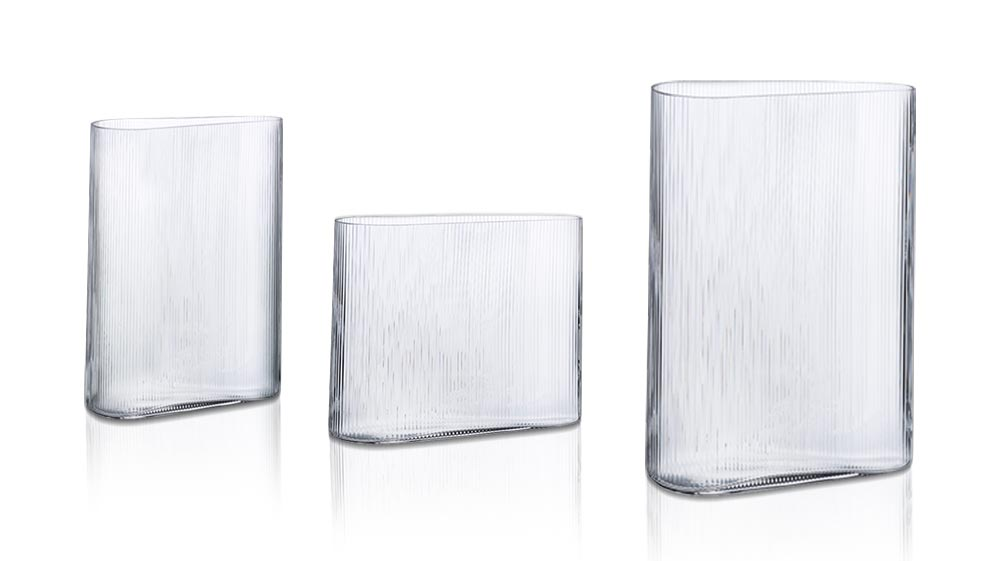 Mist Vases - Set of 3