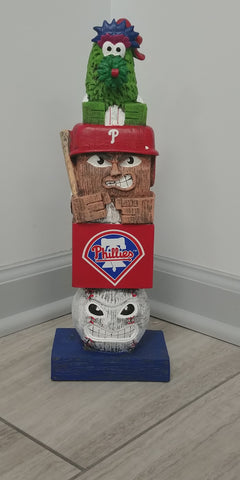 Top Dog 5-Piece Diecast Gift Set - MLB Phillies