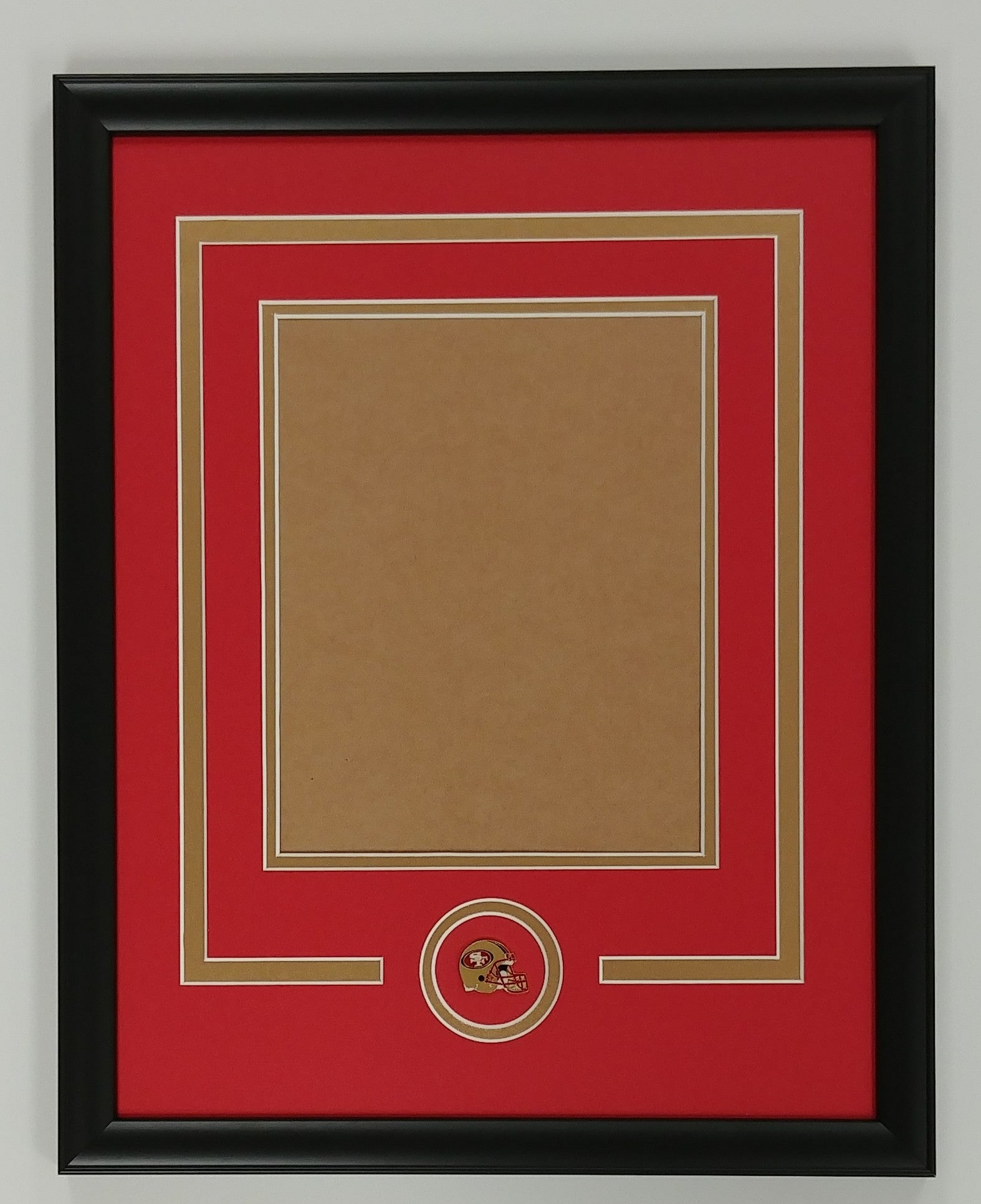 San Francisco 49ers 8x10 Photo Frame Kit