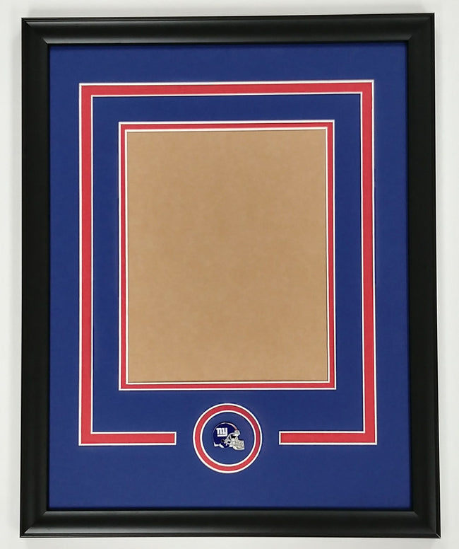 New York Giants 8x10 Photo Frame Kit