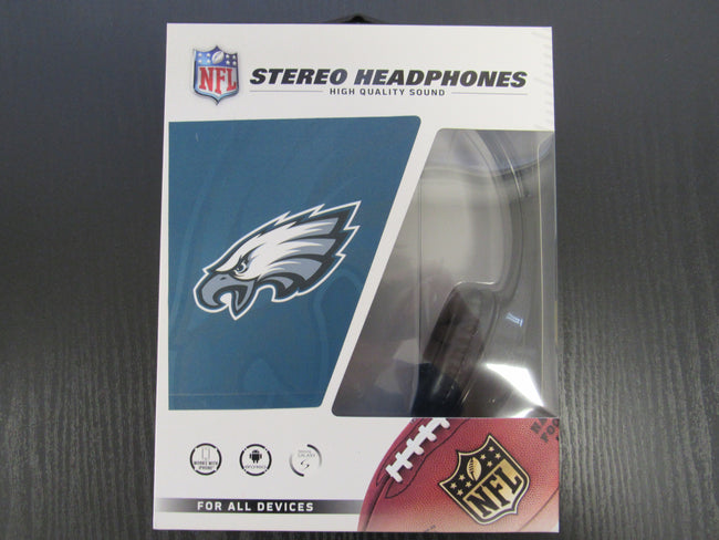 Philadelphia Eagles Stereo Headphones