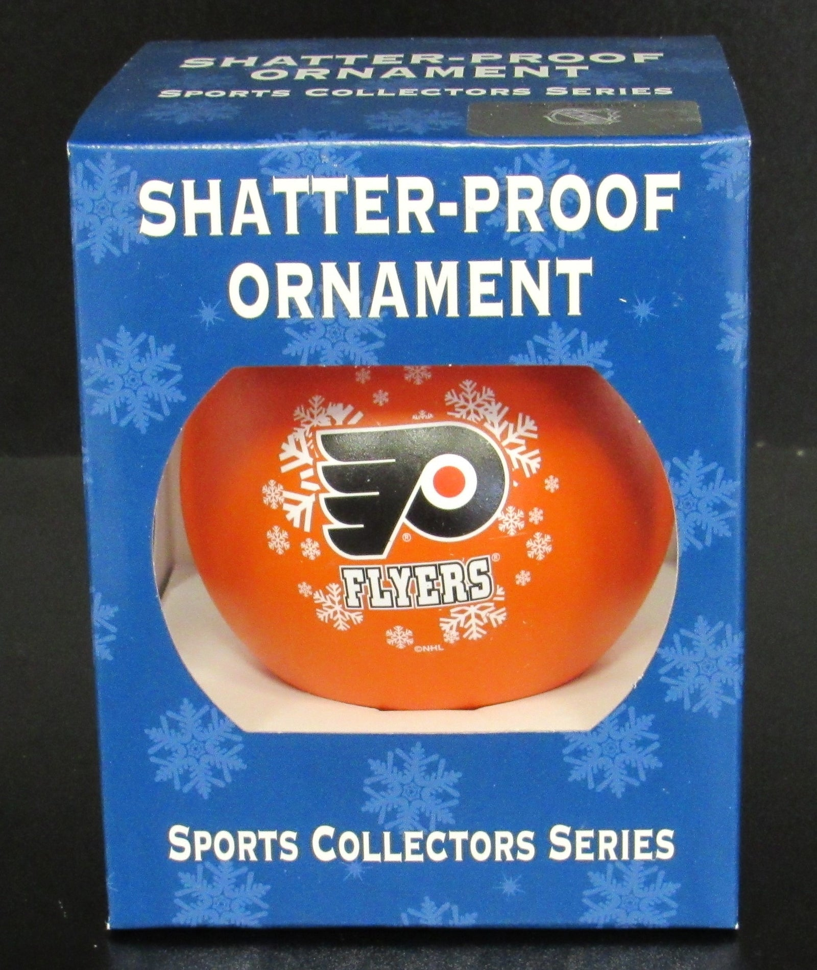 Philadelphia Flyers Shatterproof Ornament