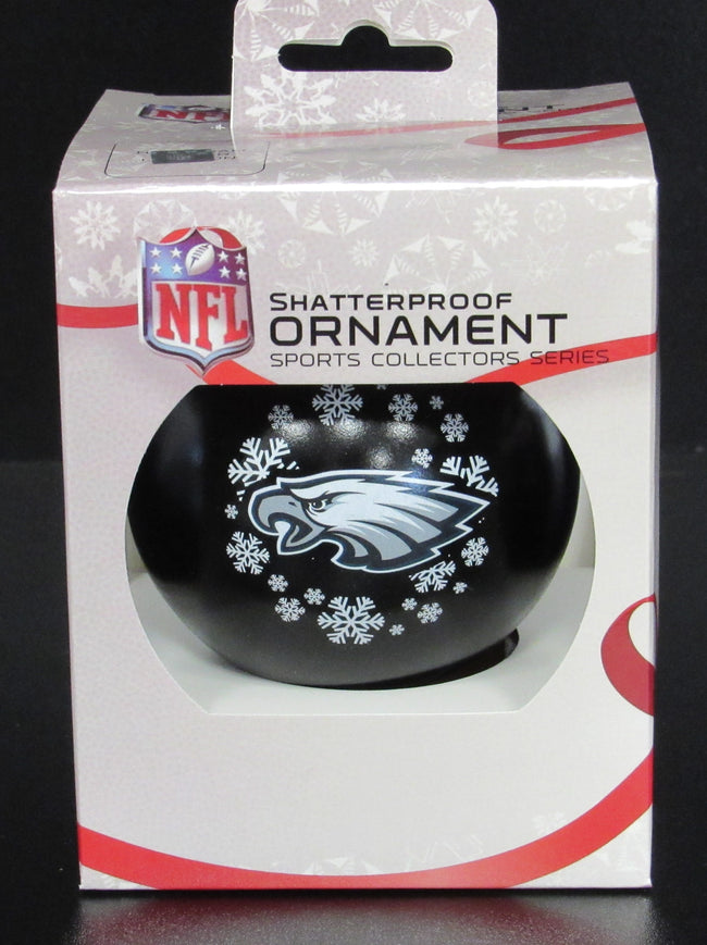 Philadelphia Eagles Shatterproof Ornament