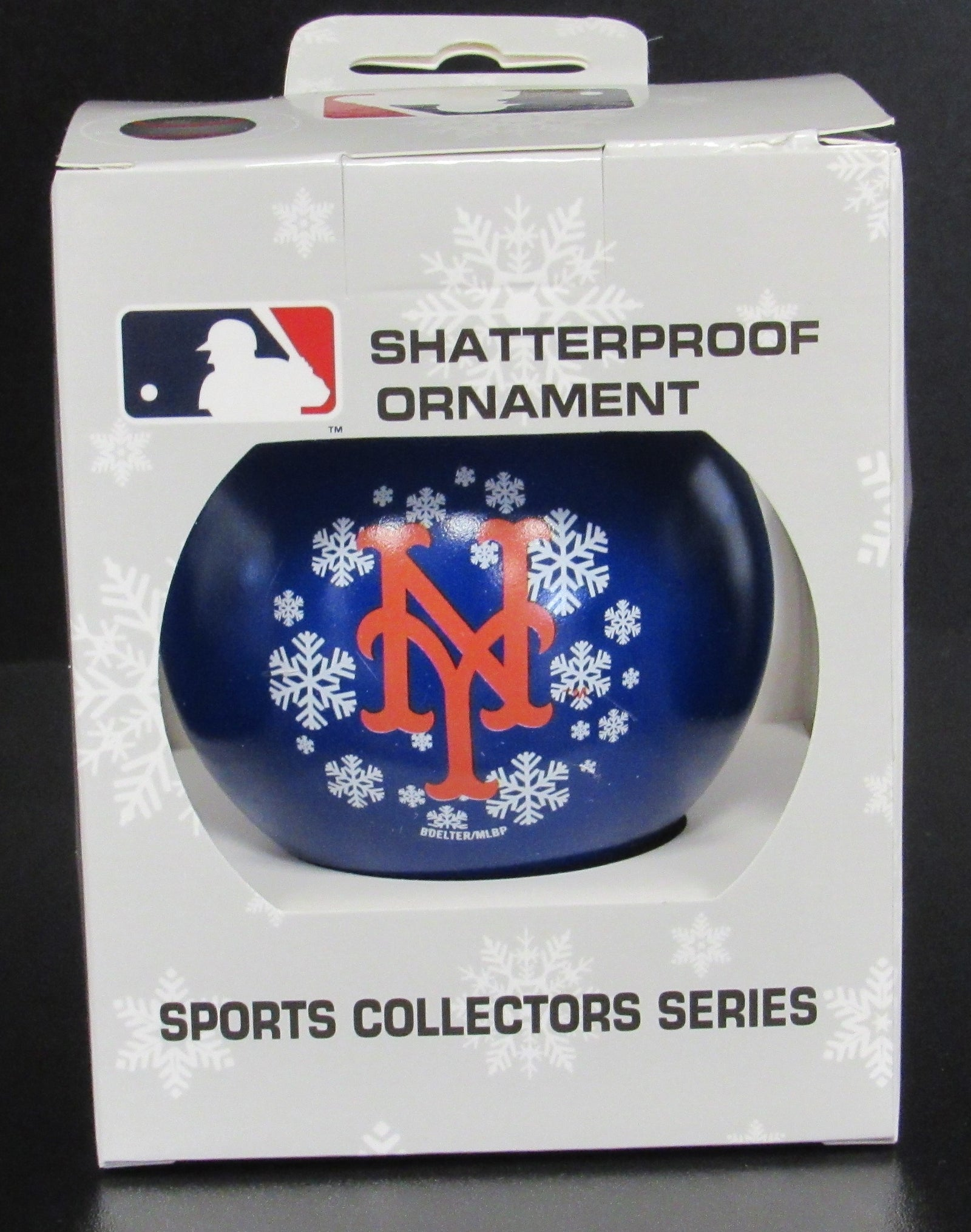New York Mets Shatterproof Ornament