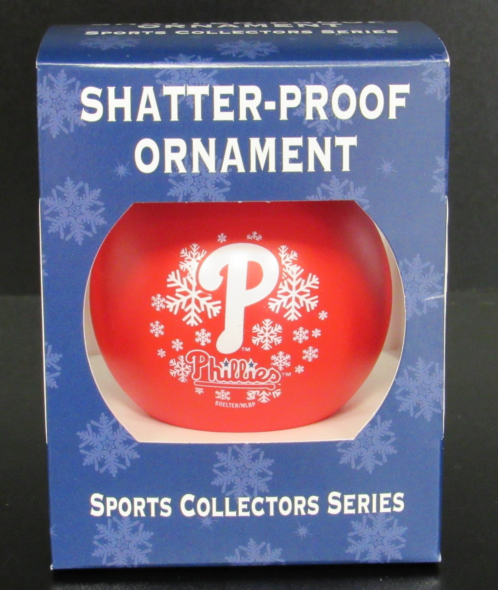 Philadelphia Phillies Shatterproof Ornament