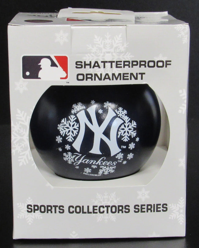 New York Yankees Shatterproof Ornament