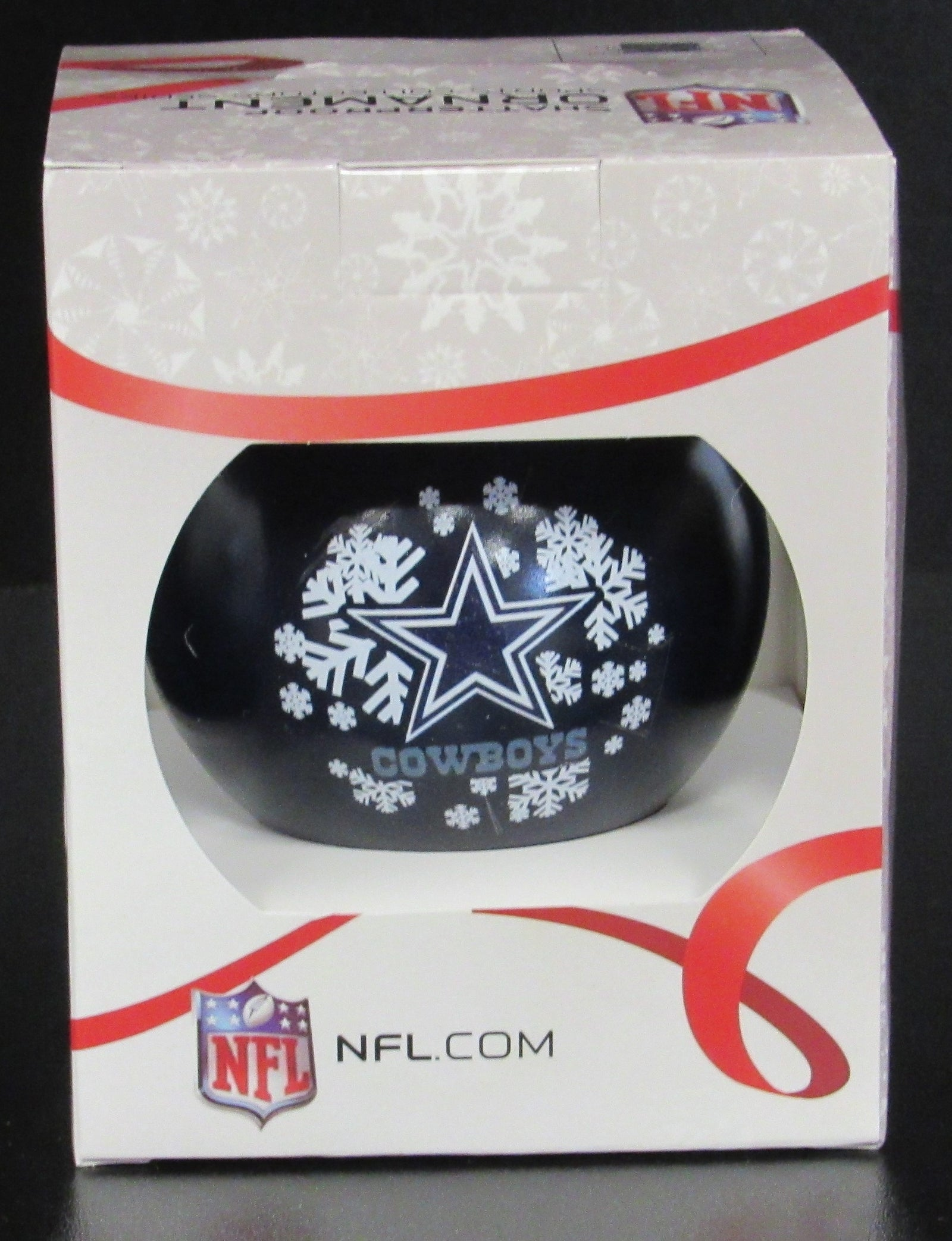 Dallas Cowboys Shatterproof Ornament