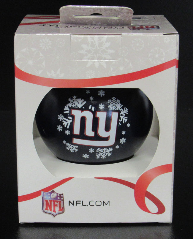 New York Giants Shatterproof Ornament