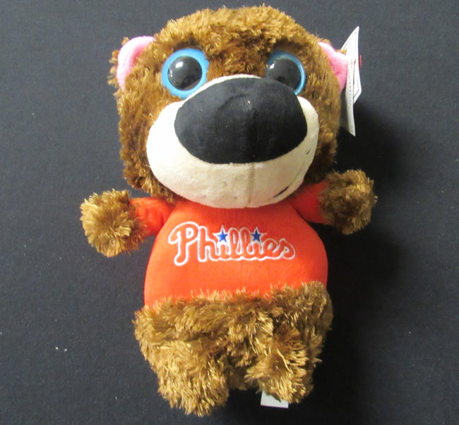 "Philadelphia Phillies 8"" Big Eye Bear"