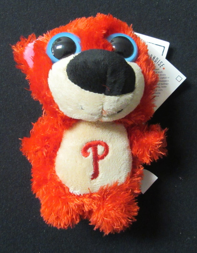 "Philadelphia Phillies 5"" Logo Big Eye Bear"