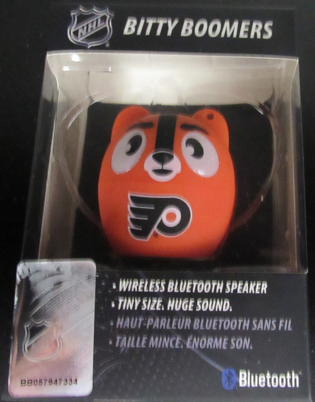 Philadelphia Flyers Bitty Boomers Wireless Bluetooth Speaker