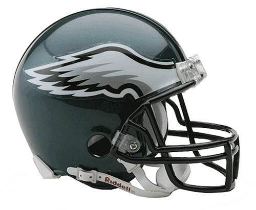 Philadelphia Eagles Replica Full Size Football Helmet