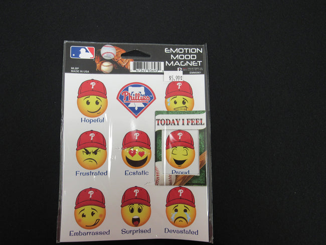 Philadelphia Phillies Emoji Mood Magnet