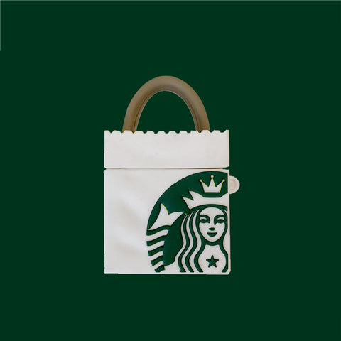 Starbucks' Bag Airpods Case