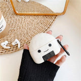 Rice Ball Airpods Pro Case -  - TomorrowSummer