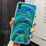 Dazzle Light iPhone Protect Case
