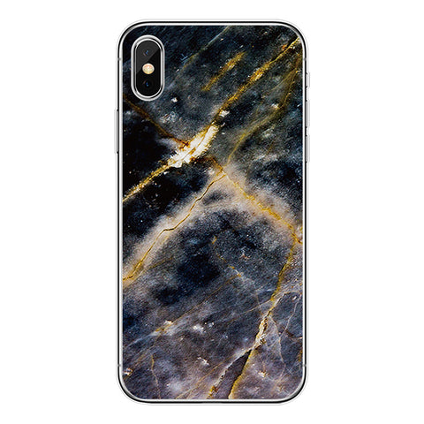 Marble Pattern iPhone Protect Case