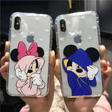 Cartoon Anti-Knock iPhone Case