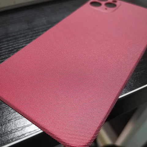 Carbon Fibre Back Film For iPhone11