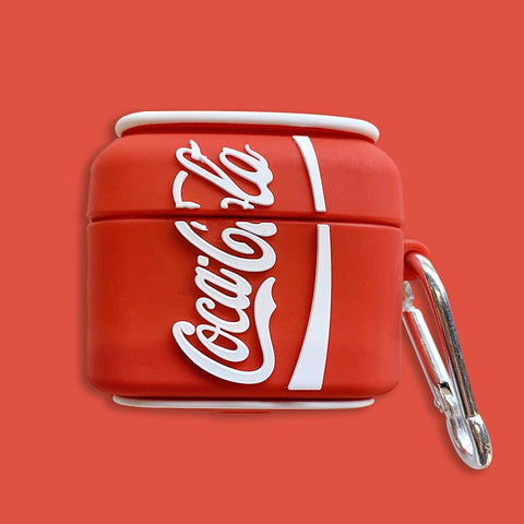 Coca Cola Airpods Pro Case - Food Airpods Cases - TomorrowSummer