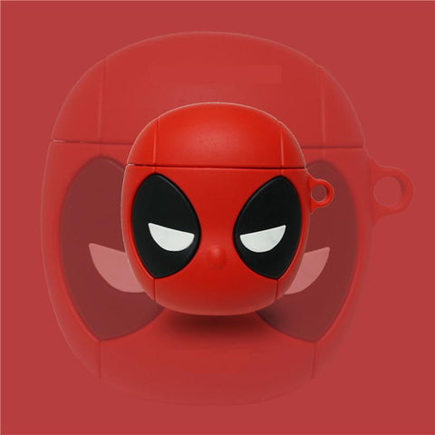 Deadpool Airpods Case