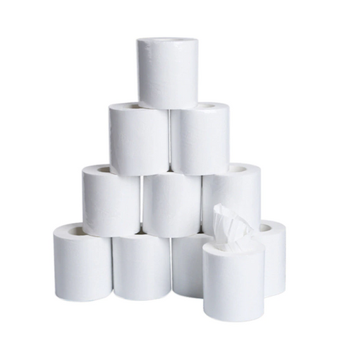 Super Soft Luxury Toilet Paper Roll 10 Rolls
