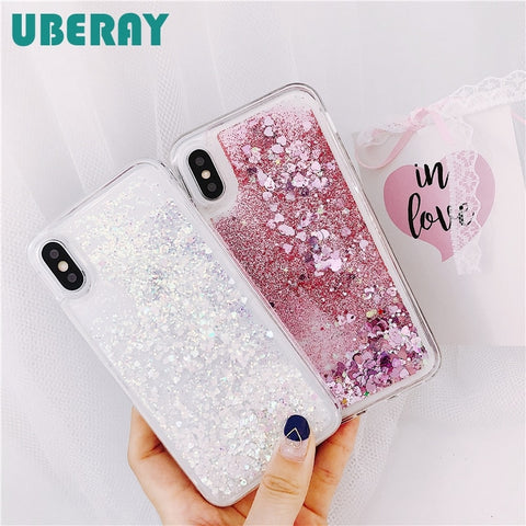 Liquid Water Soft Silicone Case For Samsung S10 5G S9 S8 Plus S10e S7 S6 Edge Note 5 8 9 A10 A20 A30 A40 A50 A60 A70 M10 M20 M30