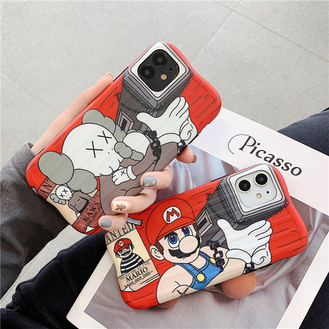 Spoof Cartoon R.P.G iPhone 11 Case
