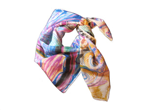 """Planet Rock"" Scarf"