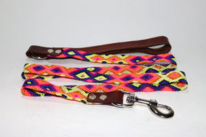Medium Woven Thread Leash