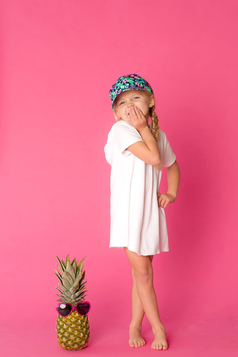 Tropi-Cool Printed Kids' Cap