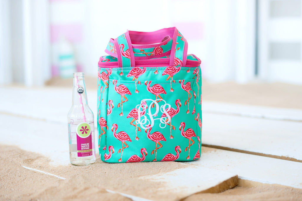 Tickled Pink Cooler Tote