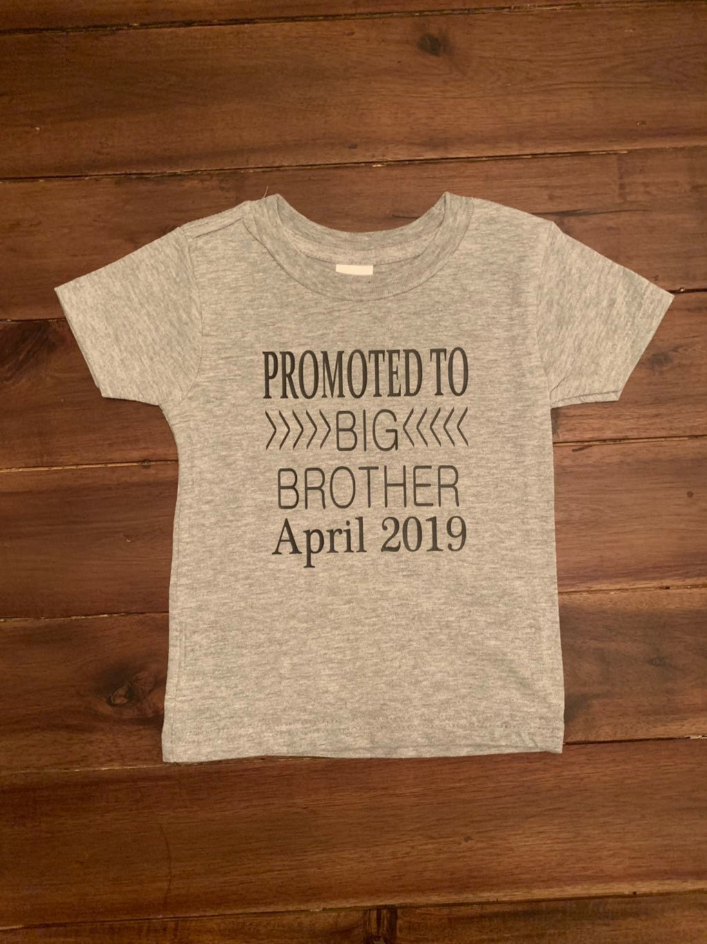 Promoted To Big Brother Shirt | Promoted To Big Sister Shirt | Pregnancy Announcement Shirt