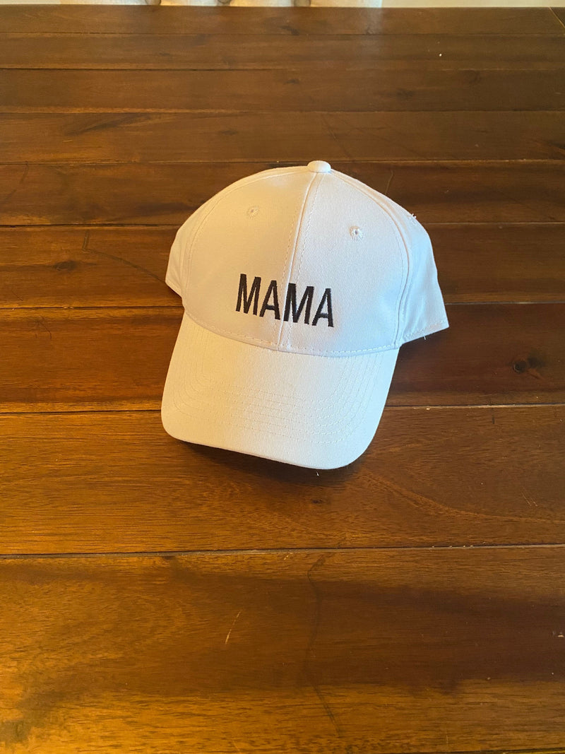 Monogrammed Mama Hat Custom Saying Hat | Monogrammed Baseball Cap | Monogrammed Gift | Funny Birthday Gift