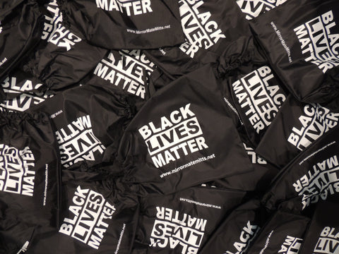 MMM-BLACK LIVES MATTER-SIDE VIEW MIRROR COVER