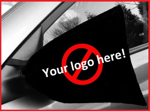 MMM-side view mirror cover-your logo here