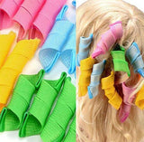 MAGIC NO HEAT HAIR CURLERS ROLLERS