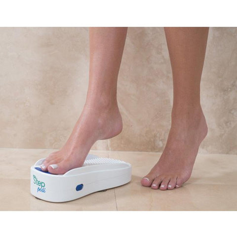 Automatic Waterproof Foot Exfoliator