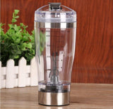 Portable Electric Automatic Protein Mixer Shaker Bottle