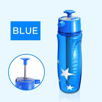 pressurized water bottle