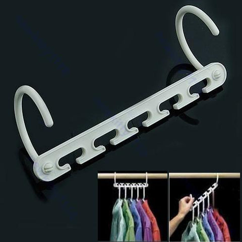 Magic hanger hook (5pcs)