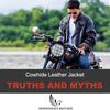 Cowhide Leather Jackets - Truths And Myths