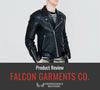 Falcon Garments Co. Leather Jacket Review